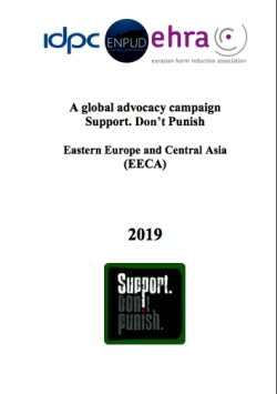 A global advocacy campaign Support. Don't Punish 2019